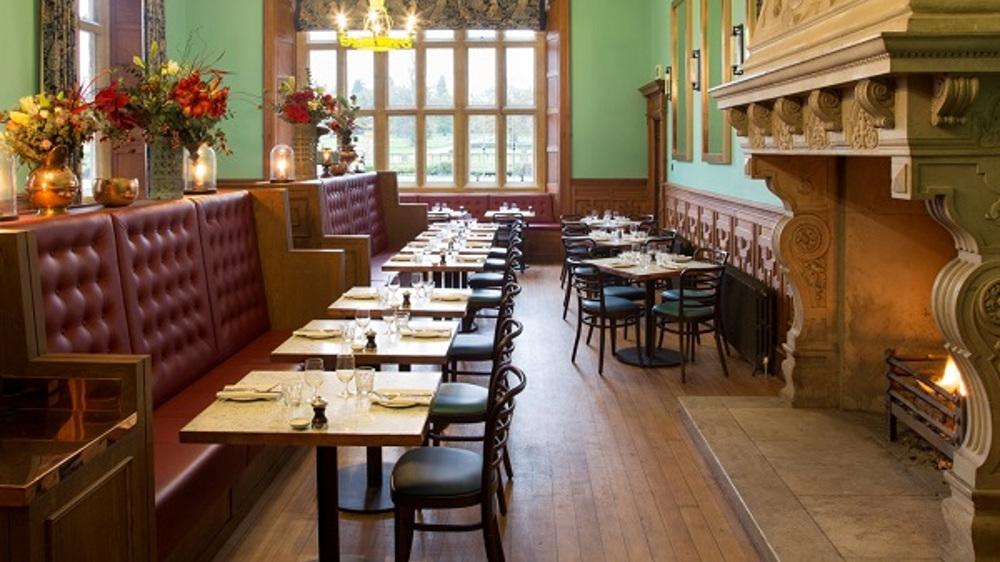 The Brasserie at Eynsham Hall