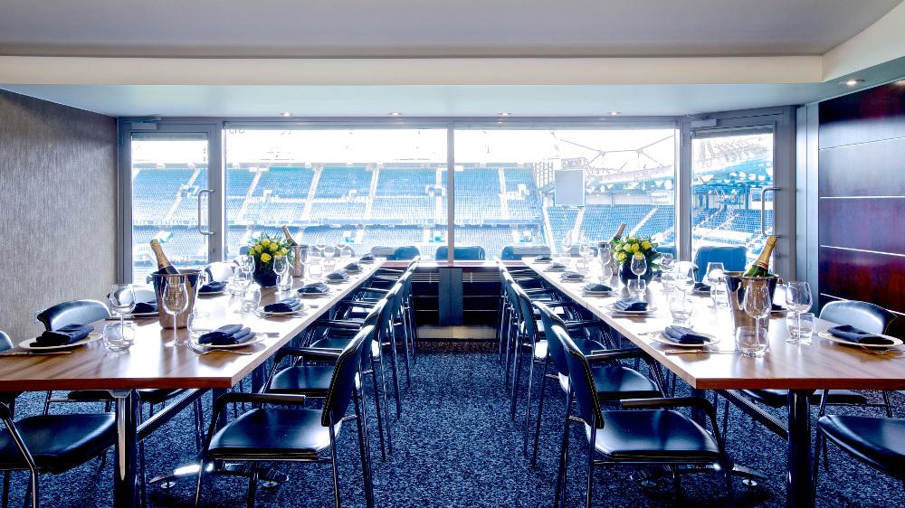 Hospitality at Chelsea Football Club