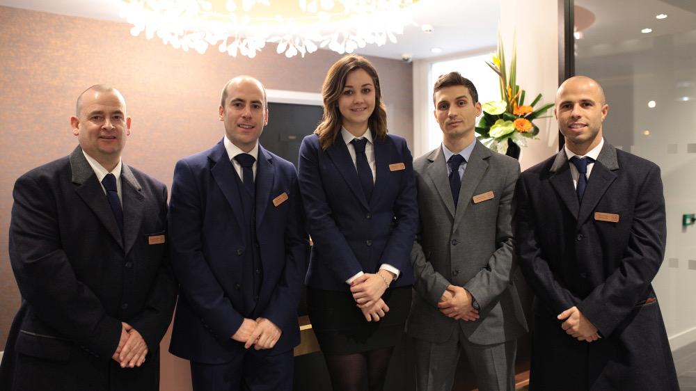 The CitySuites team