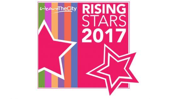 WeAreTheCity Rising Stars logo