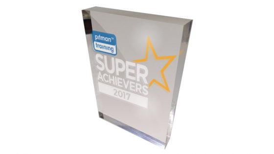 Pitman SuperAchievers Award