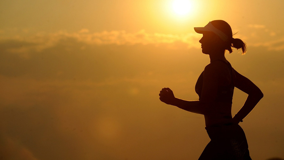 Research from Buyagift shows the more you exercise, the more career success you'll have