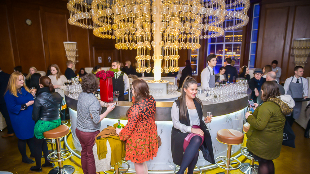 Merlin Events has launched the Eye Lounge at the Riverside Rooms