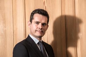 Richard Morris, UK CEO of Regus