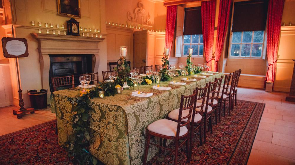 Kew Palace Dining Room