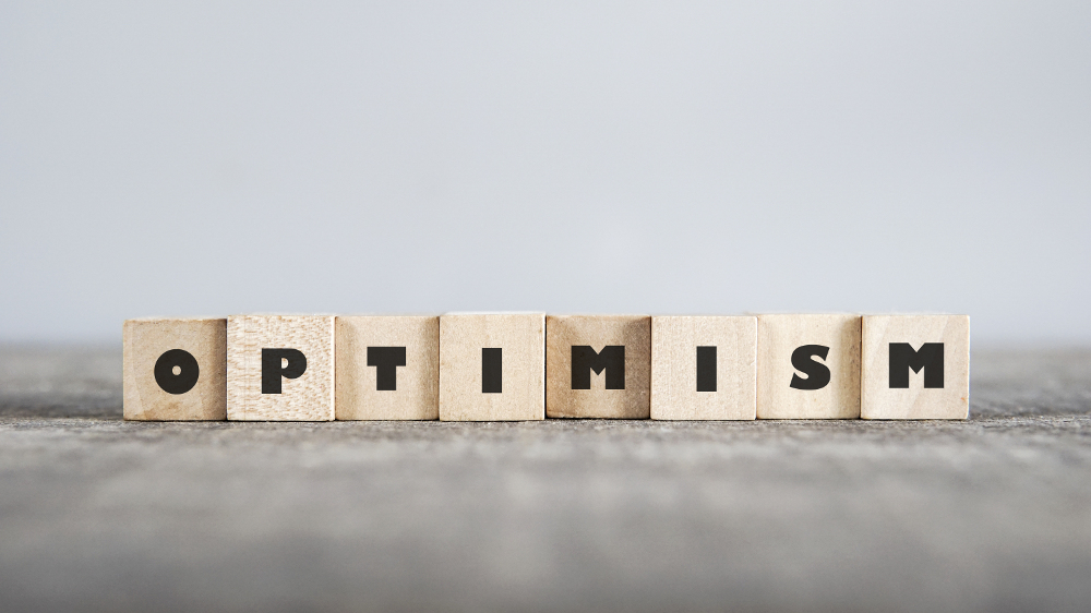 The importance of optimism at work