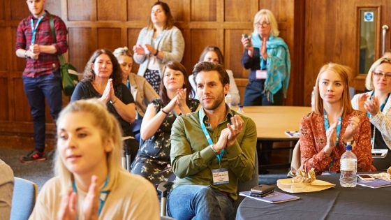 Seminar at The Meetings Show