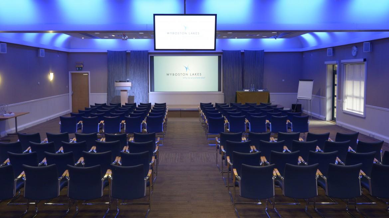 Executive Centre - Main Conf Room, Theatre Style (2)