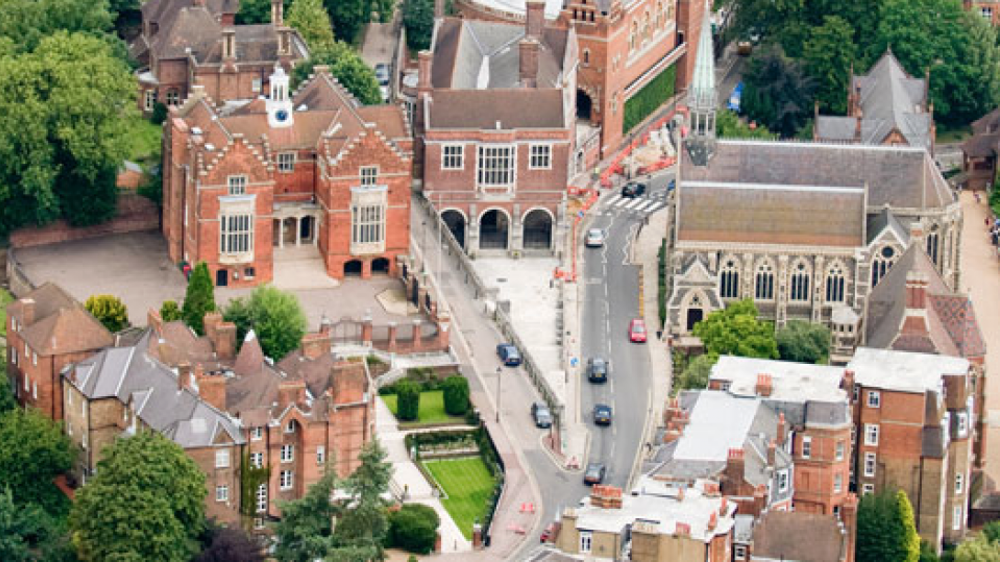 Beautiful Schools allows you to book academic venues