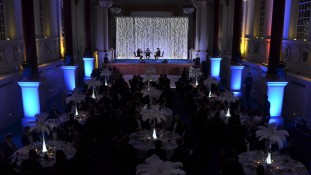BMA House - Great Hall - Roaring 20s dinner