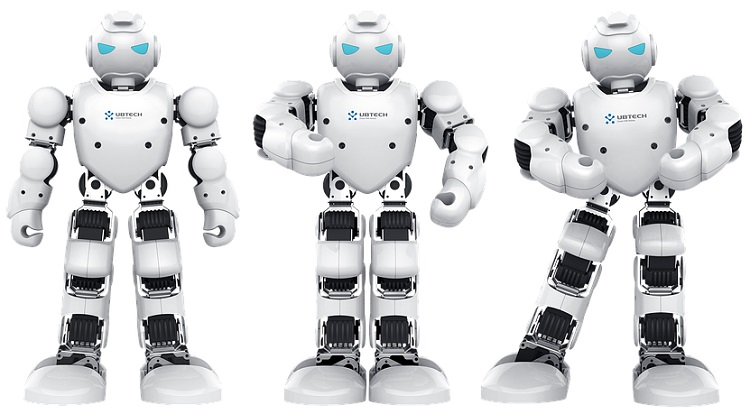 Bring on the robots, say British office workers