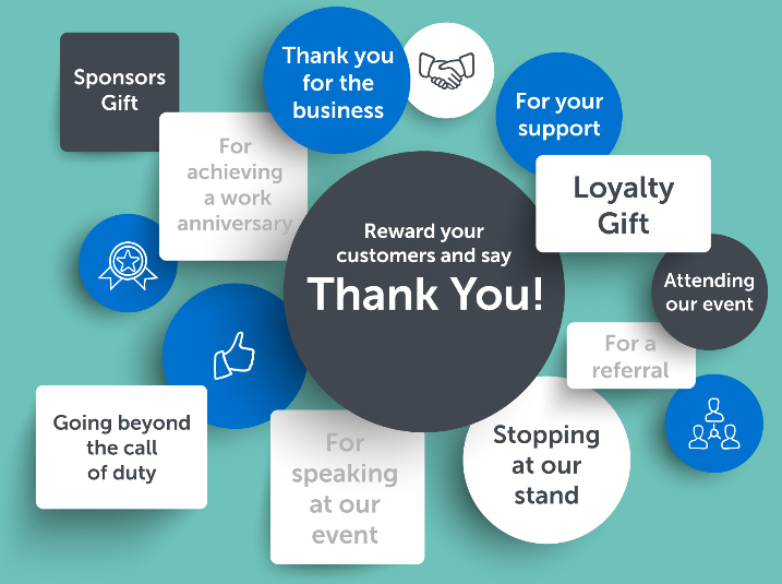 Branded Corporate Gifts Are The Best Way To Say Thank You