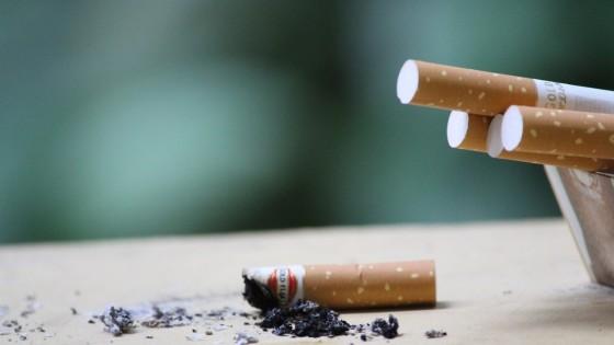 bad habits smoking