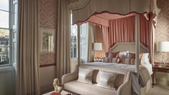 Master Suite - The Sir Percy Blakeney Suite_Bedroom