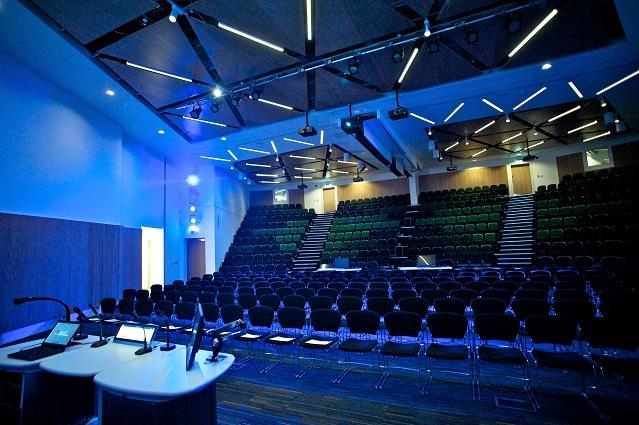 University of Strathclyde's Technology and Innovation Centre - Level 02 Auditorium