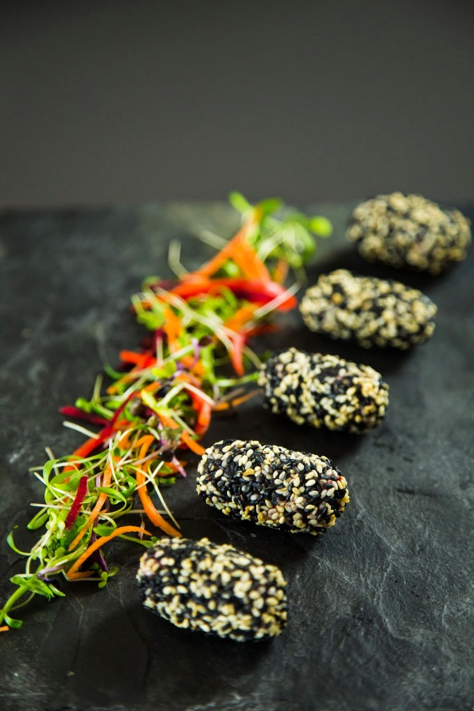 Payal Events, spiced spinach croquette