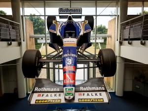 Williams Entrance Car