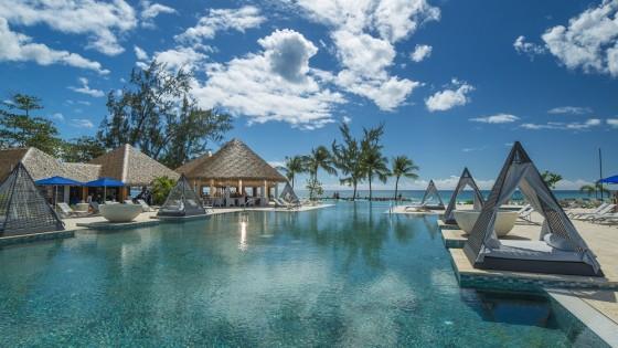 Sandals Royal Barbados - Main Pool 2