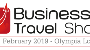 Banner showing Business Travel Show 2019
