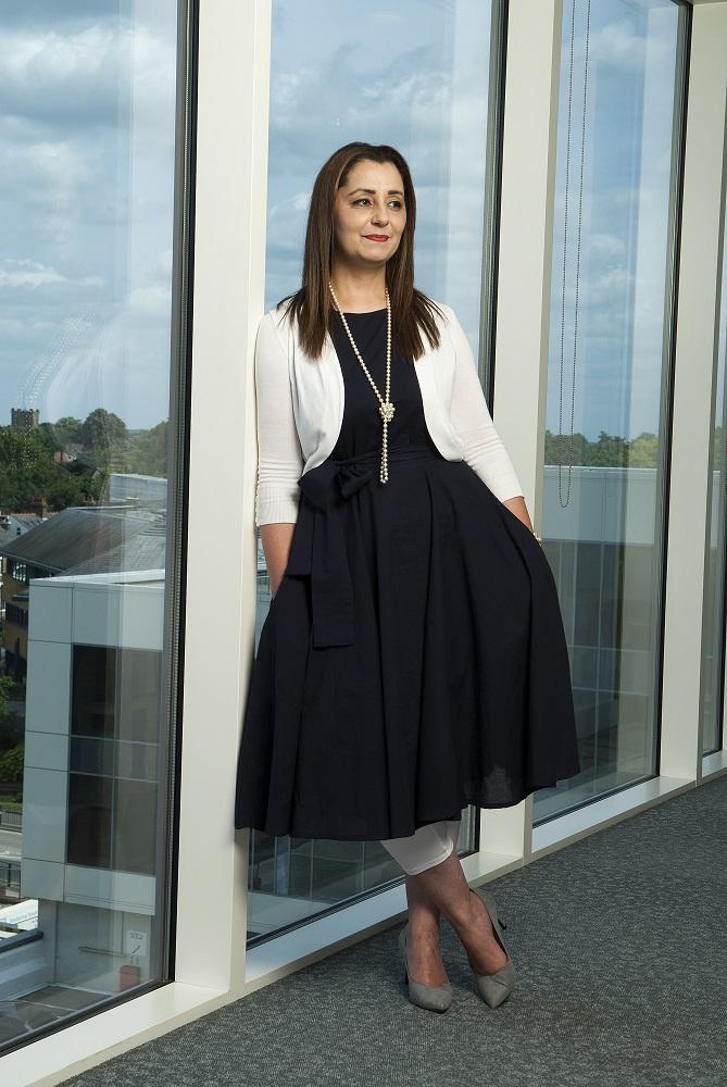 Samina Azam EA at Coca Cola