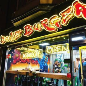 Dope Burger - Hull