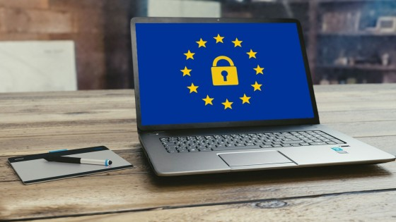 Laptop on Lock Down because of GDPR