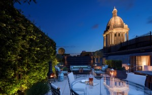Rosewood London Roof