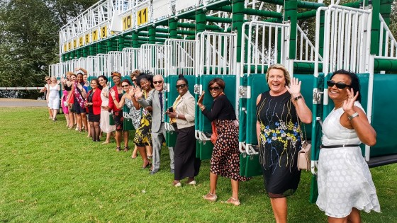 Royal Windsor Starting Gate Picture