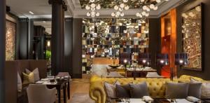 Rosewood London Mirror Dining
