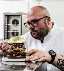 Worlds most expensive burger - Chef Diego