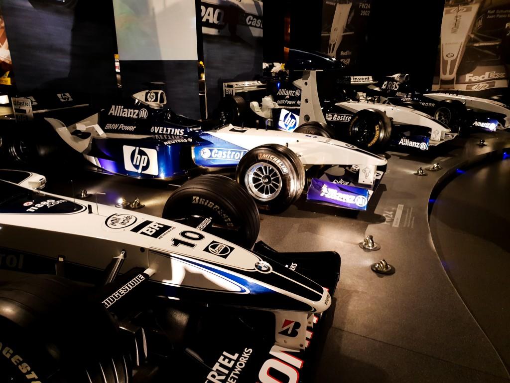 Williams - Motor Museum