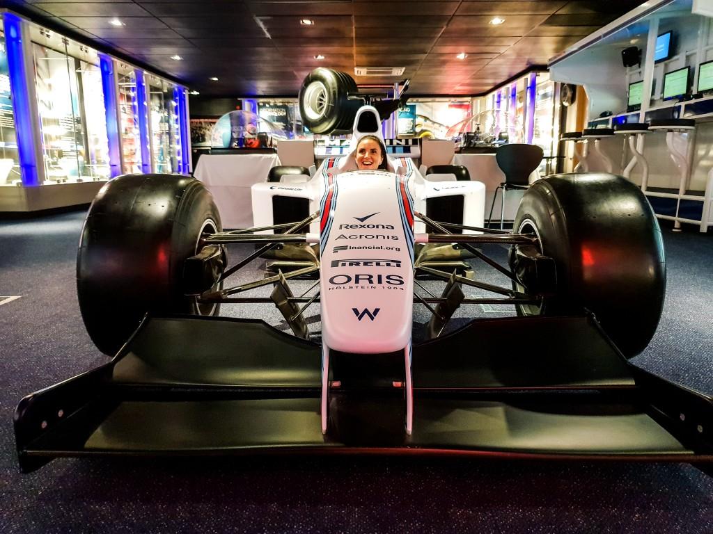 Williams - Jenson Button F1 car