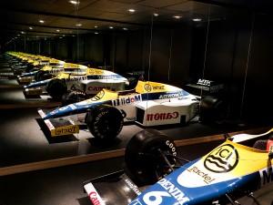 Williams - Racing hall of mirrors