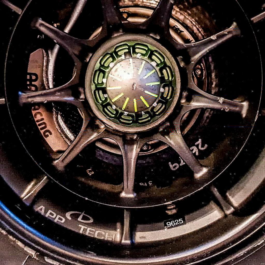Williams - Formula One racing wheel