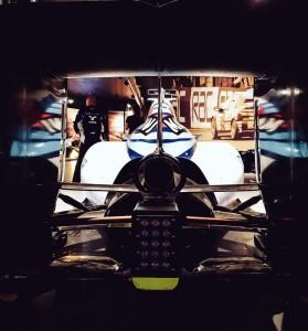 Williams - Museum - F1 car back