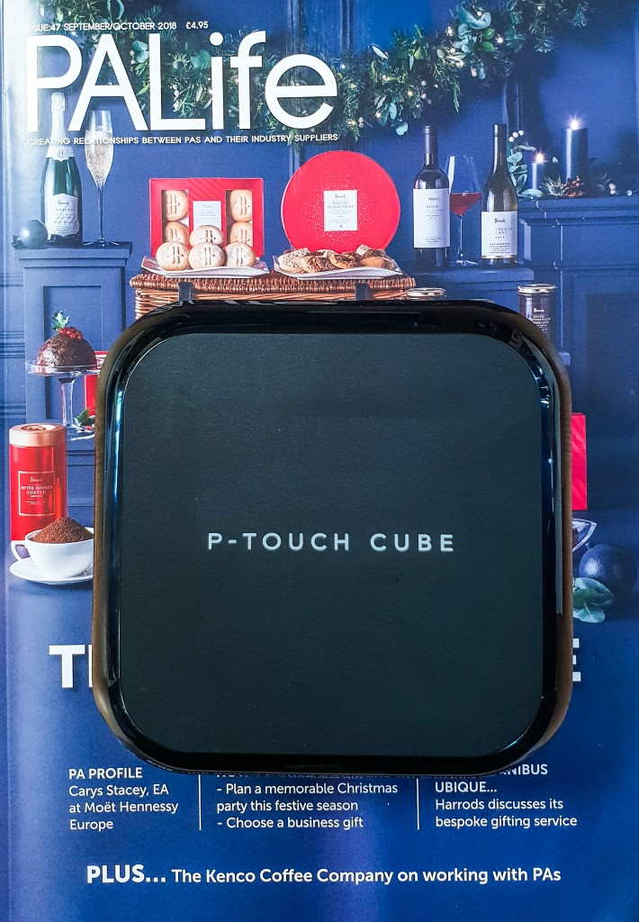 Brother P-Touch Printer: On PA Life Mag