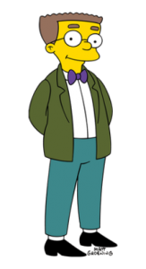 Waylon Smithers – The Simpsons