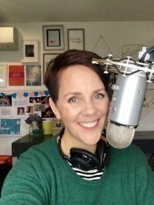 Liz Van Vliet - Podcasting
