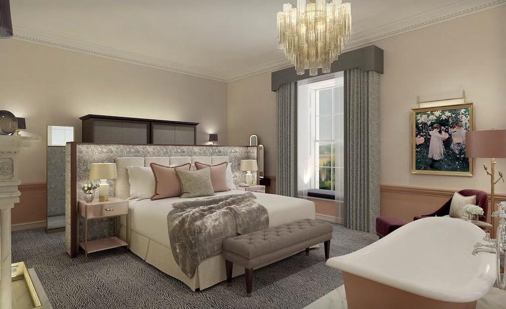 Langley hotel
