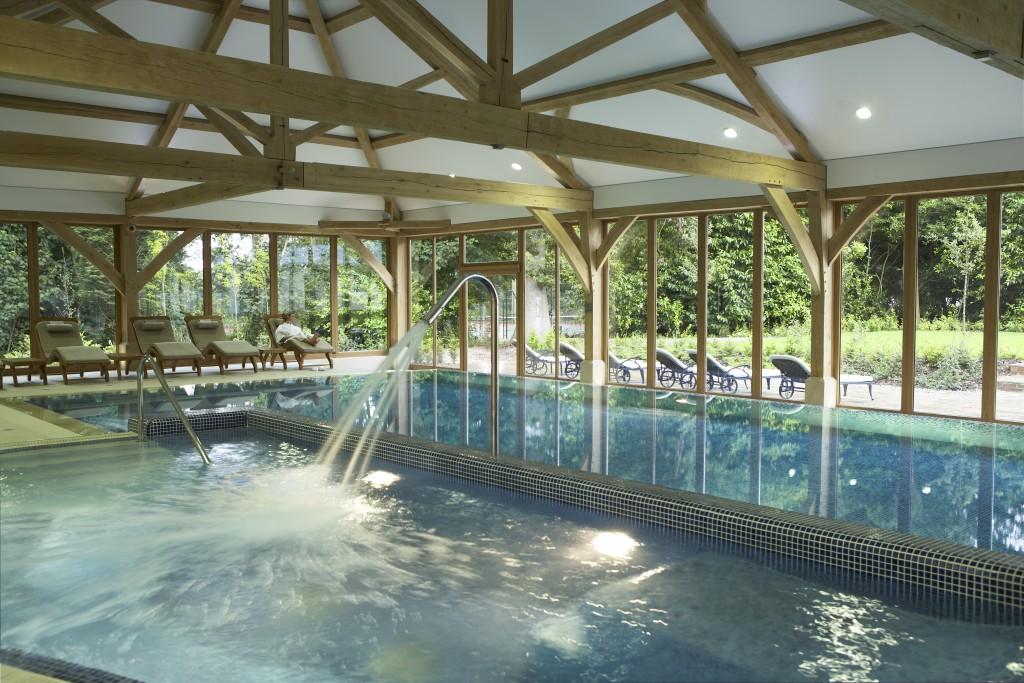 Luton hoo Pool