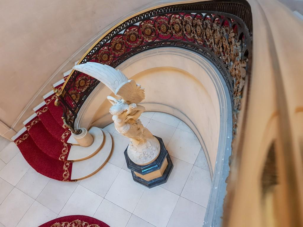 Luton Hoo - Grand Staircase