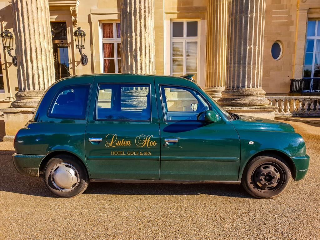 Luton Hoo - Taxi