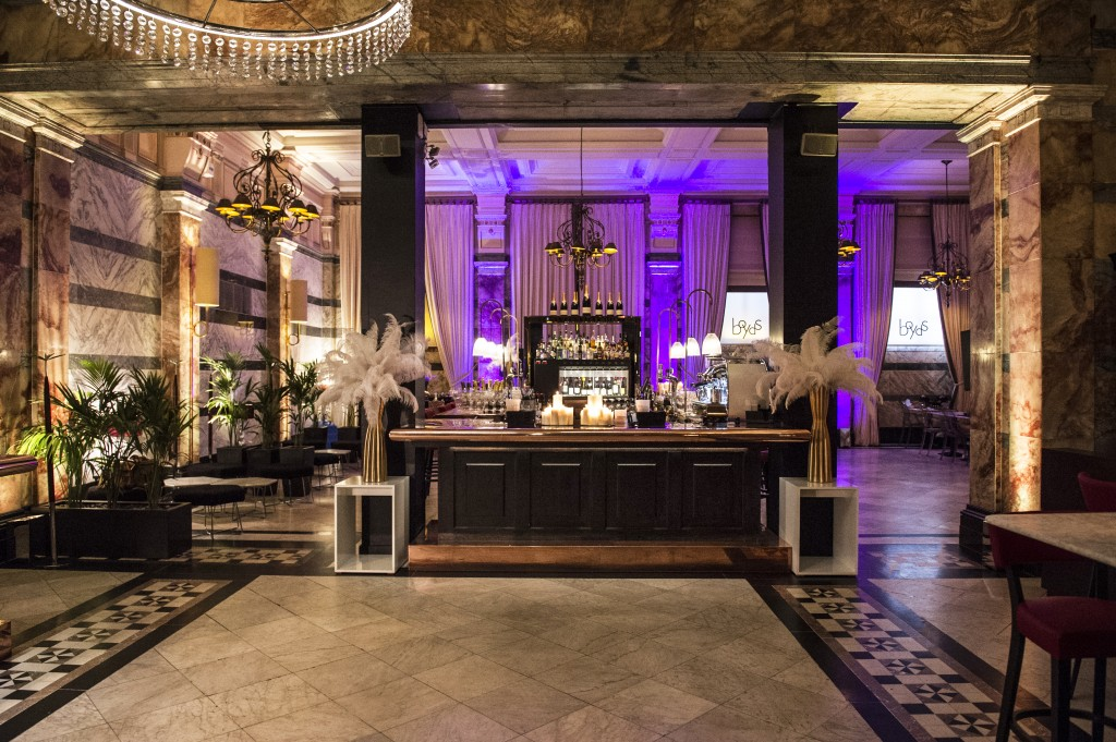 Boyds Grill & Wine Bar: Elegant private dining in Central ...