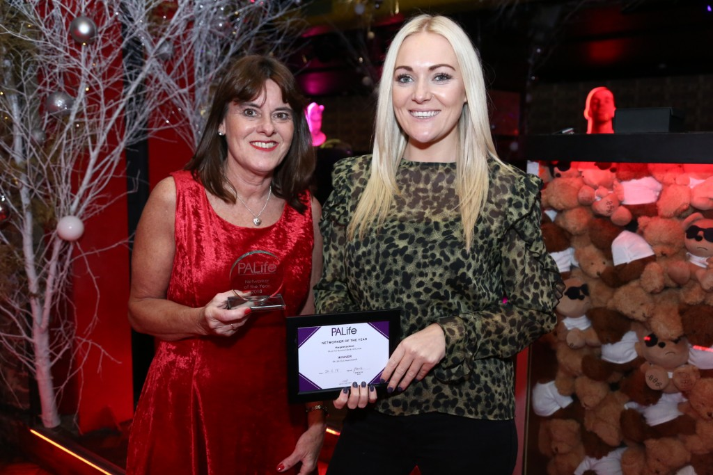 Networker of the Year - Margaret Jackson