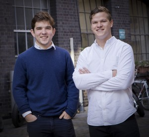 Co-founders Richard and Archie Hollingsworth
