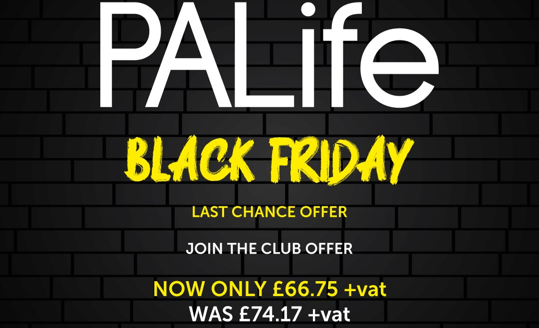 PA Life Club Black Friday Deal
