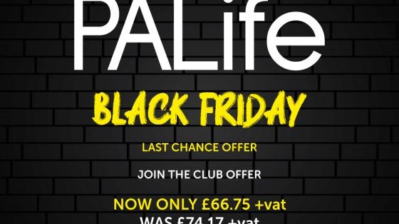 PA Life Club Black Friday Deal