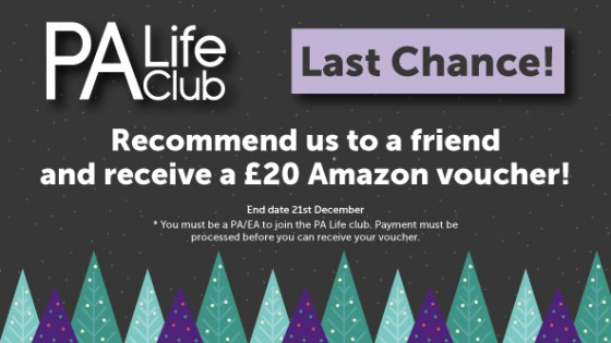PA Life Club voucher offer