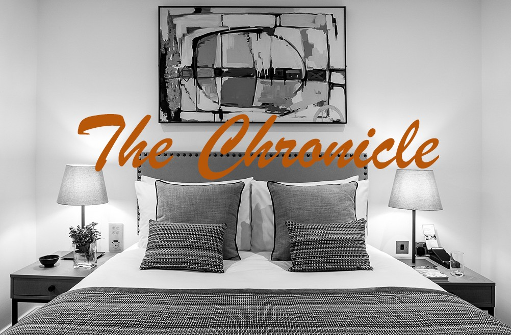 The Chronicle - header