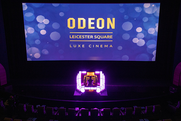 Odeon Cinema Luxe